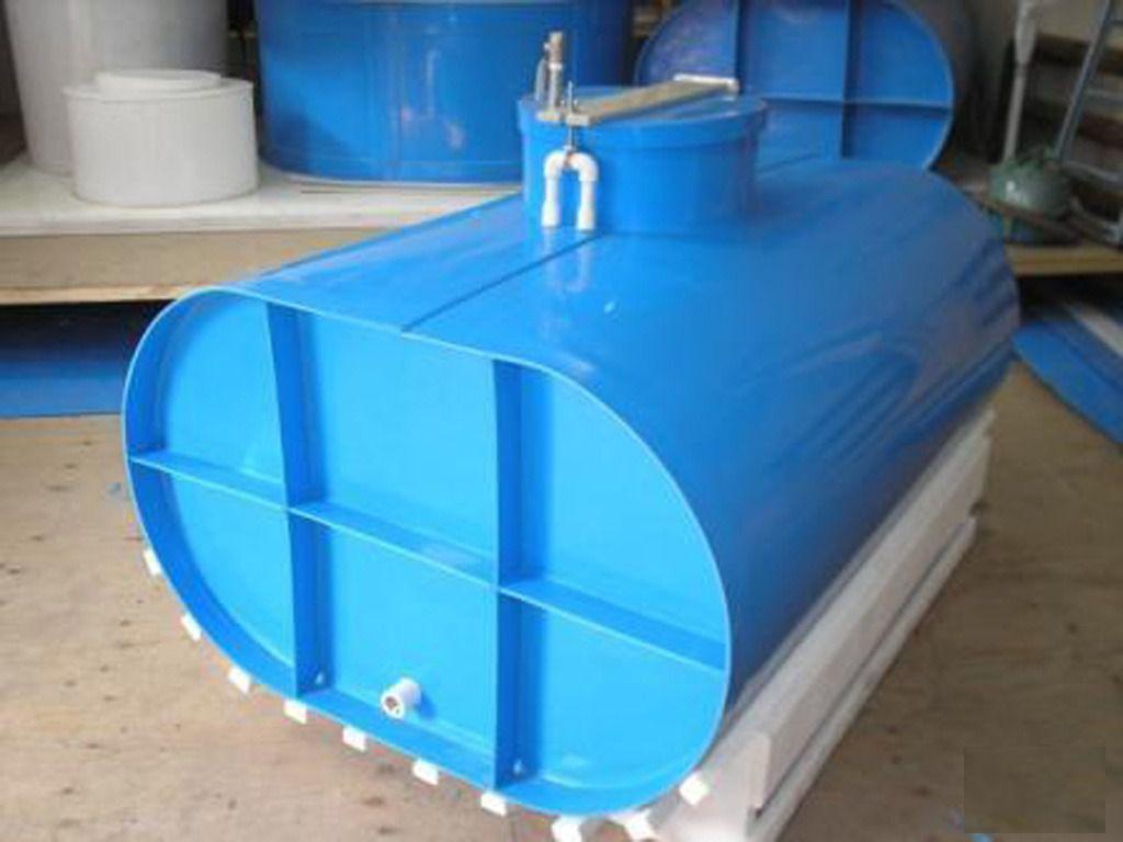 Бак для воды из пластика своими руками 26